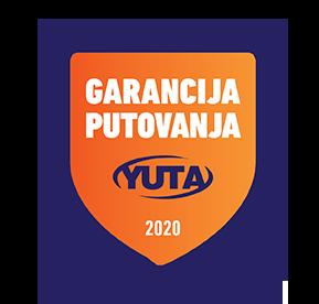 Yuta - Garancija putovanja - logo